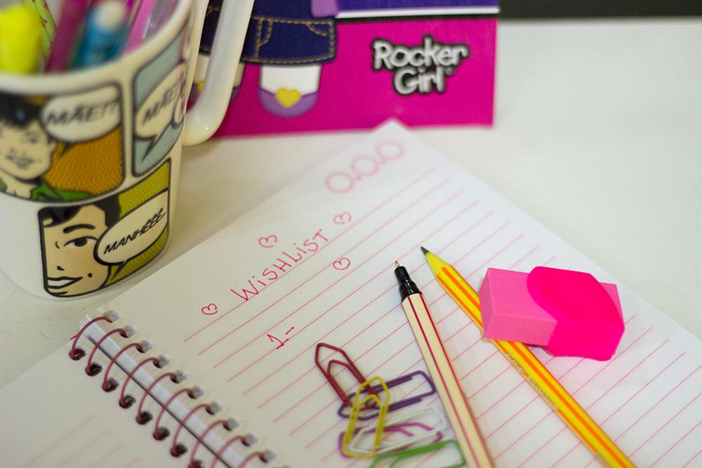 Wishlist volta às aulas: o que eu quero ter na mochila!