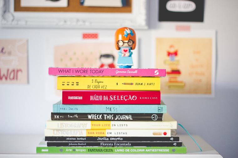 Paixão: livros! Veja diquinhas de leituras das principais blogueiras