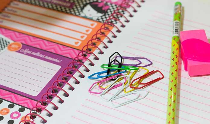 Na escola e em casa: ideias criativas para usar clipes