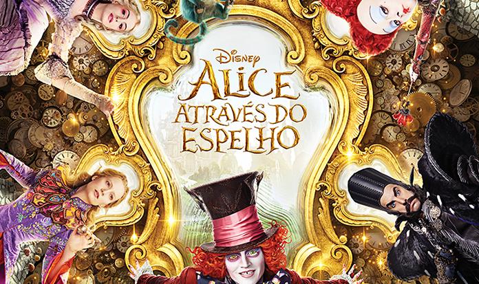 Marca lança sapatos inspirados em Alice no País das Maravilhas.