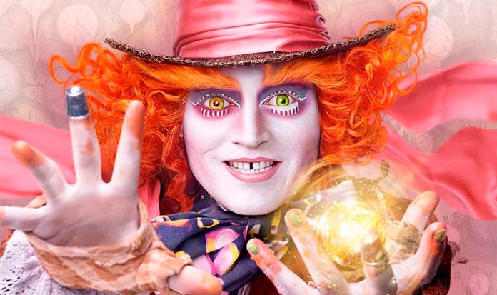 Trailer novo de Alice Através do Espelho