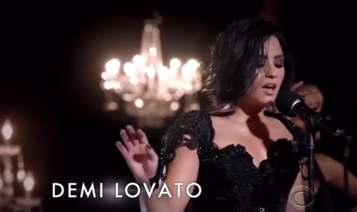 Show! Apresentação nova da Demi Lovato! :)