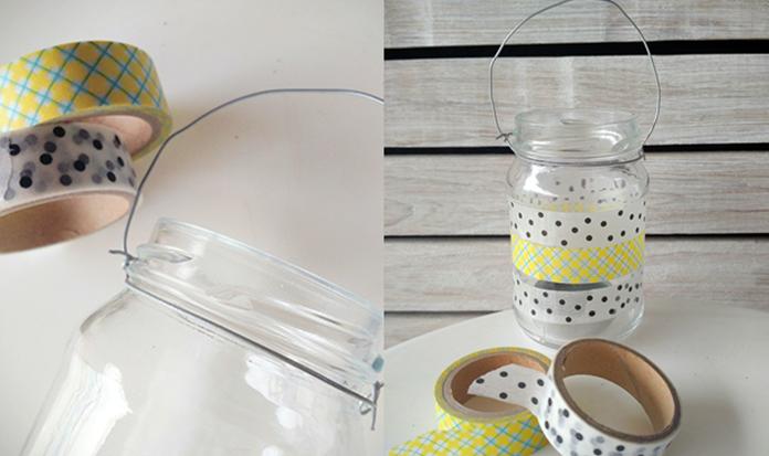 Que legal! Aprenda a fazer um porta velas de vidro!