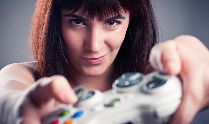 Meninas são mais de 50% do público gamer do Brasil!