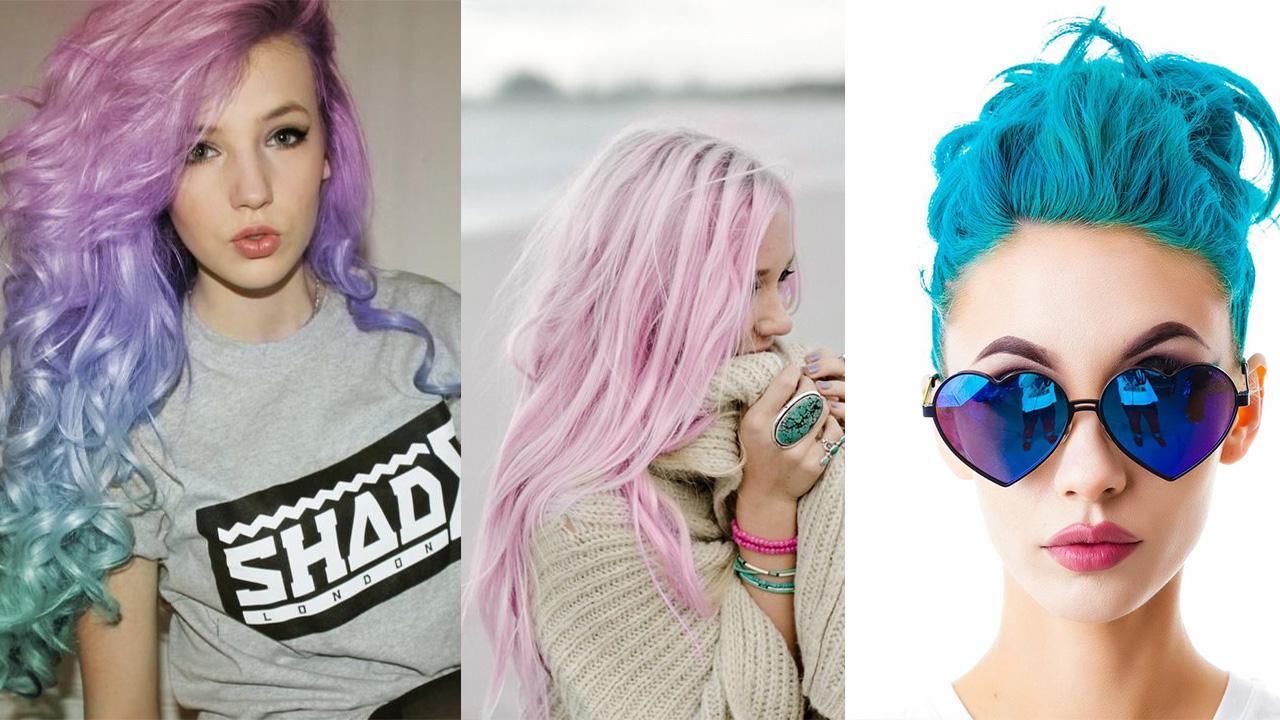 Cores: cabelos superpoderosos estão concorrendo a prêmios!