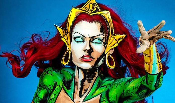 A Kay Pike é profissional no cosplay!