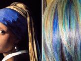Seu cabelo uma obra de arte!