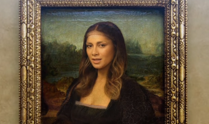 Clipe novo do Will. I. Am. transforma Nicole Scherzinger em Mona Lisa