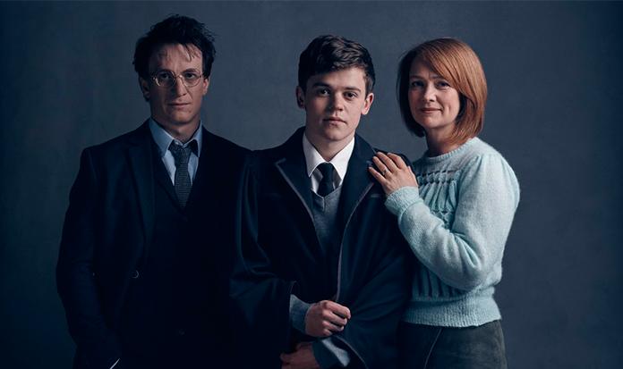 """Veja as primeiras fotos de """"Harry Potter e a Amaldiçoada""""!"""