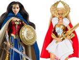 A Barbie vai fazer uma boneca da Mulher Maravilha!