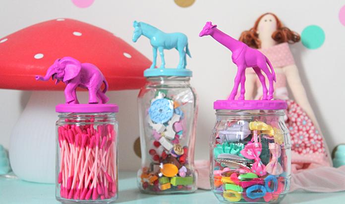 Aprenda a fazer jarros com bichinhos super-fofos!