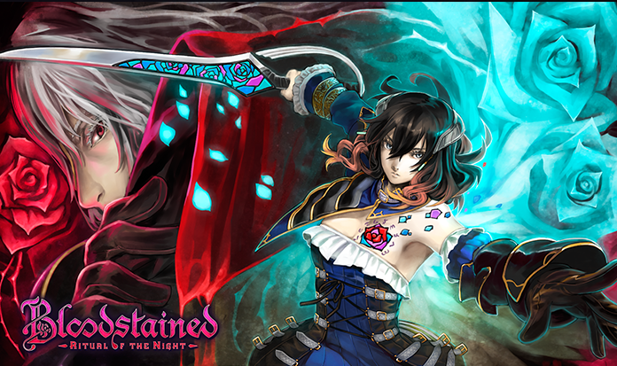 Dica de Game de hoje é Bloodstained: Ritual of the Night