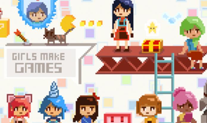 Projeto incentiva meninas a criar jogos!
