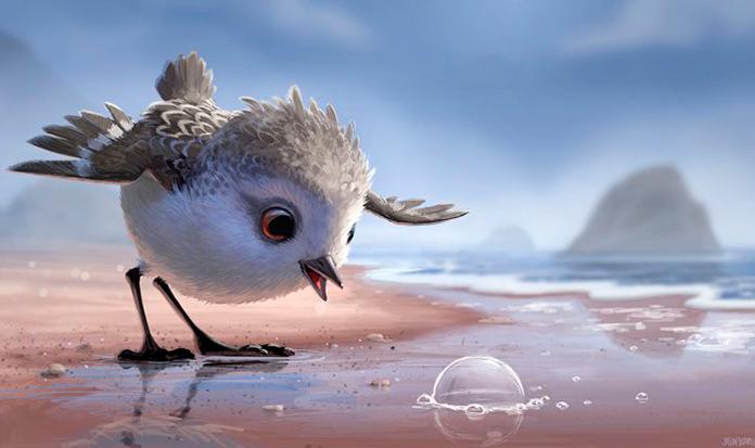 Novo curta da Pixar vai fazer você se apaixonar!