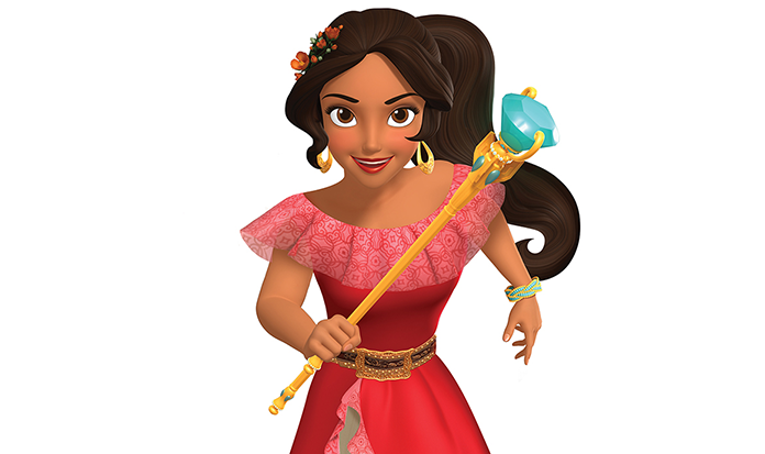 "Saiu trailer de ""Elena de Avalor"" a princesa latina da Disney!"
