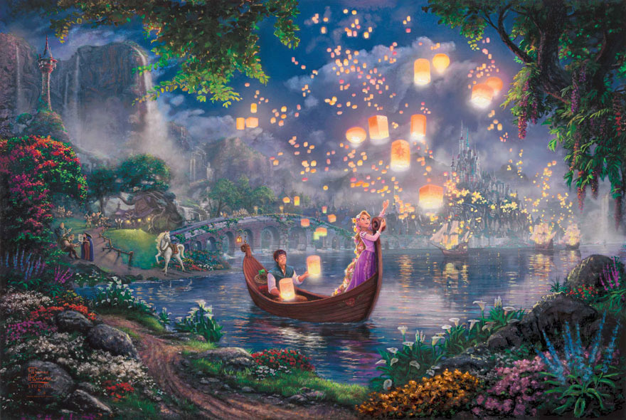 disney-paintings-thomas-kinkade-3