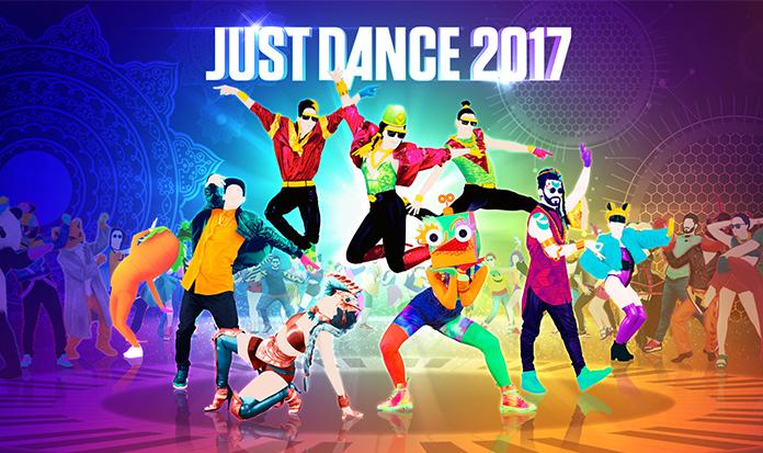 Just Dance 2017 terá Justin Bieber, Ariana Grande, Beyoncé e até a brasileira Daya Luz!
