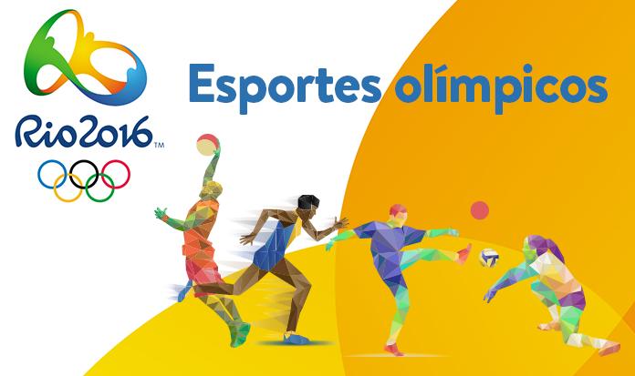 Esportes olímpicos beeeem diferentes e legais pra você conhecer