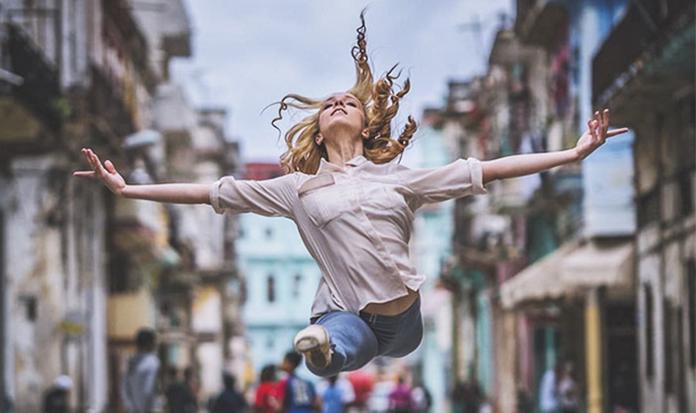 Fotógrafo captura lindas imagens de bailarinos cubanos