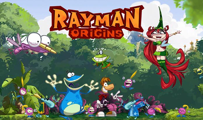 Ubisoft vai disponibilizar o jogo Rayman Origins de graça!