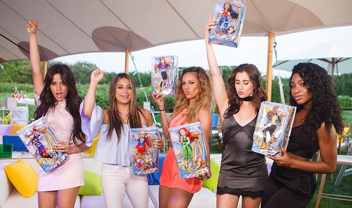 Fifth Harmony lança clipe de animação em parceria com a DC Comics
