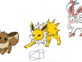 GIFs suuuper legais com a evolução dos Pokémons!