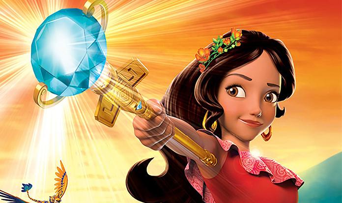 Princesa Elena de Avalor ganha novo trailer e data de estreia no Brasil!