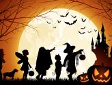 O Halloween está chegando, vem escolher sua fantasia!