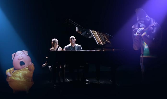 Vem ver o clipe de 'Faith', a parceria de Stevie Wonder com Ariana Grande!