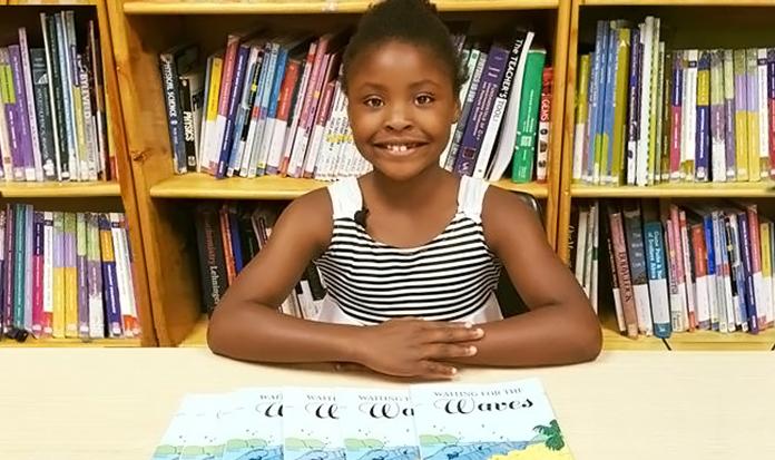 Menina de sete anos está entre os melhores escritores infantis do mundo