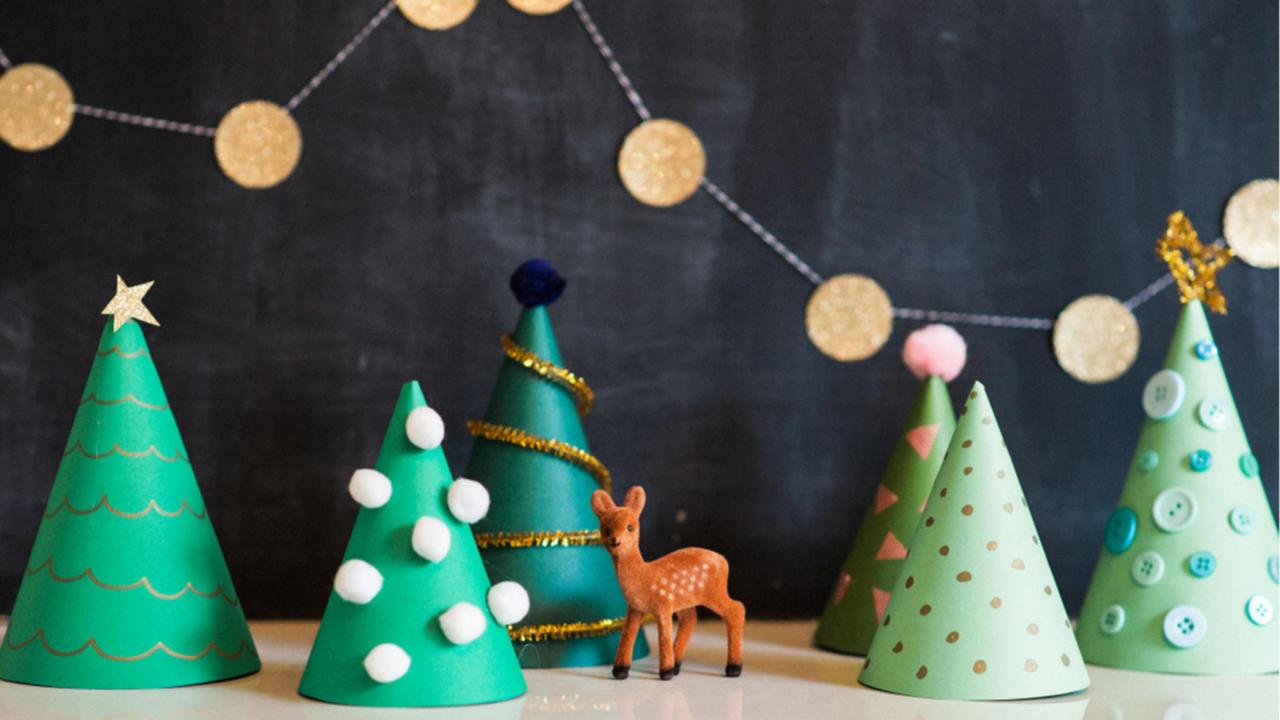 Vários enfeites fofos de natal para você fazer em casa