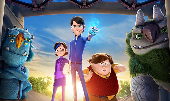 Conheça Caçadores De Trolls, a nova série de animação da Netflix