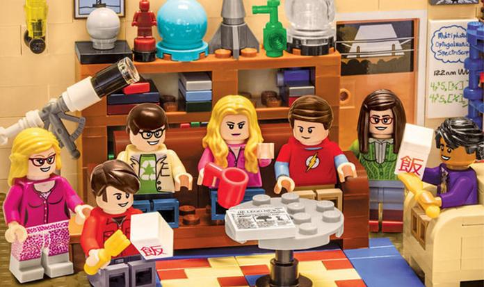 Séries de TV ganharam formato LEGO em campanha do filme do Batman