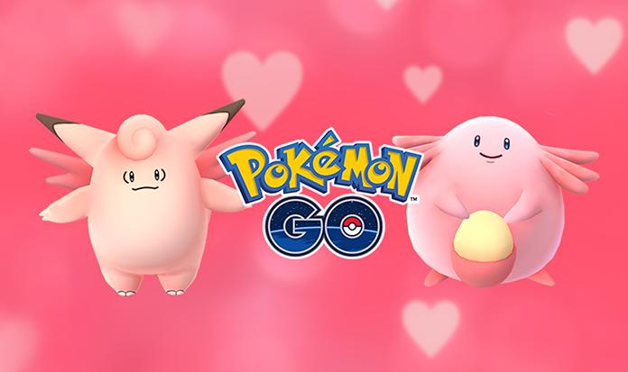 Pokémon Go ganha evento para comemorar o dia dos namorados