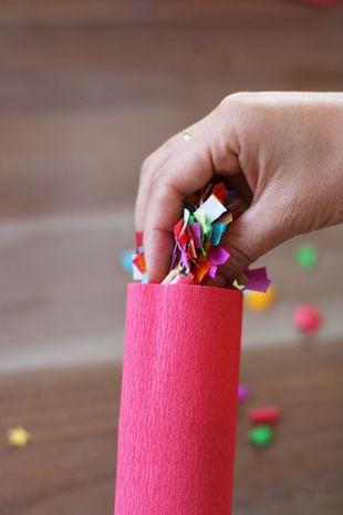 Psiu Noiva - DIY | Aprenda a Fazer Lança Confetes Fofinhos Para Casamento!