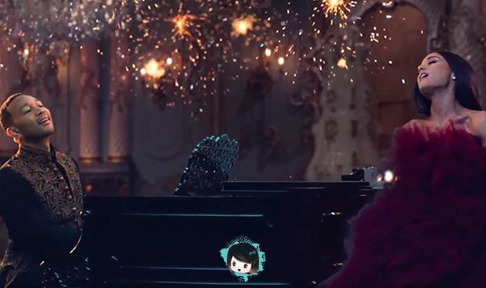 Vem ver o clipe de Ariana Grande e John Legend para a trilha de A Bela e a Fera