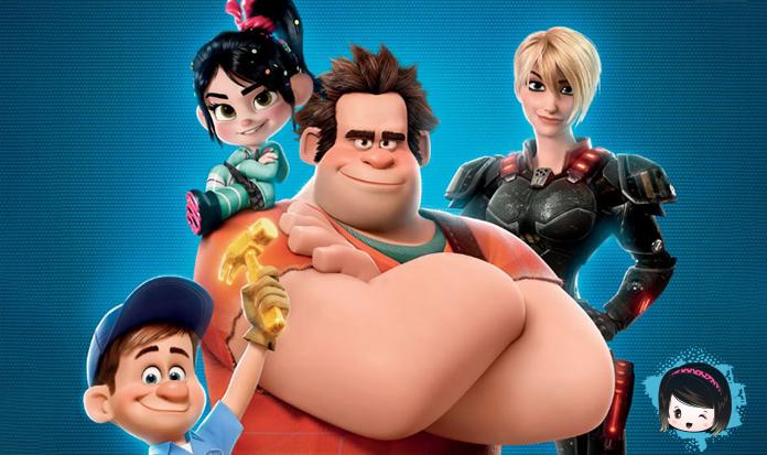 'Detona Ralph 2' vai levar os personagens dos games para a internet