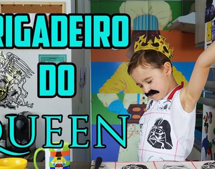 Brigadeiro, Rock e fofurinhas no Show do Tiago!