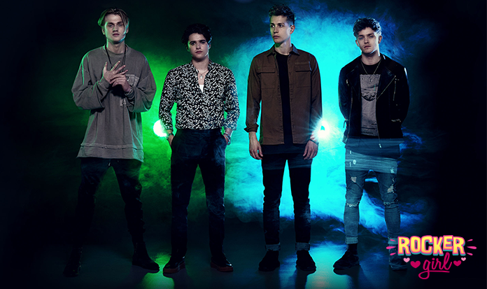 "The Vamps lançou clipe de ""Middle Of The Night"""
