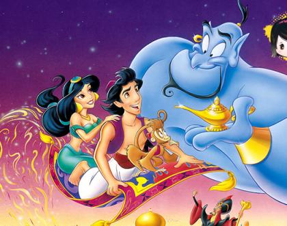 Foram confirmados os atores do filme Aladdin