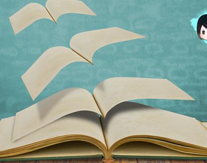 Aproveite os últimos dias de férias para ler bastante!