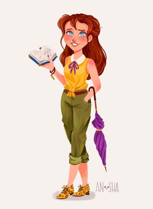 Princesas-da-Disney-vivendo-hoje-em-dia-3