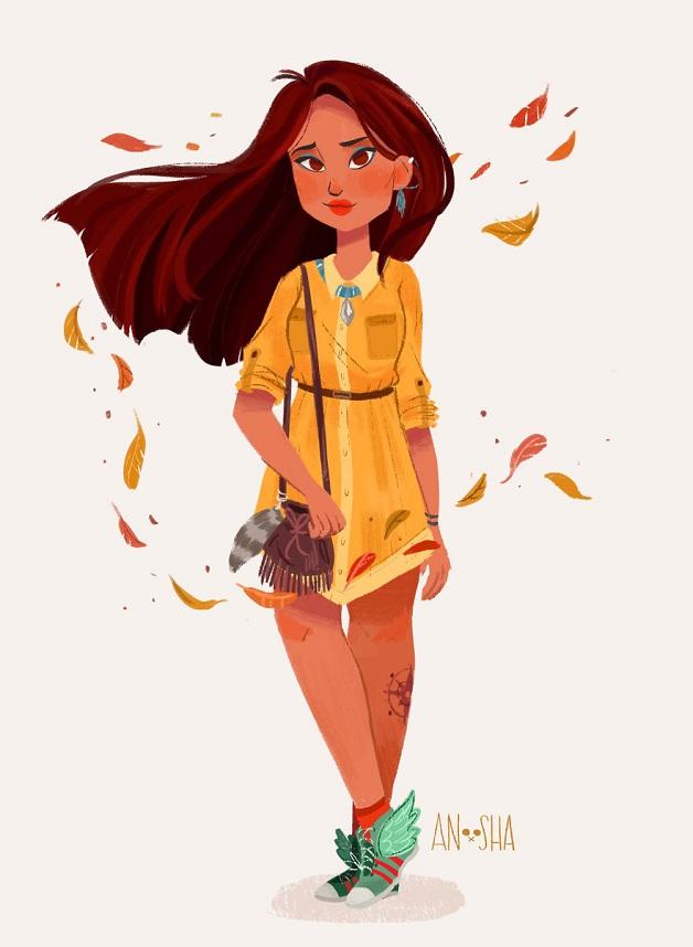 Princesas-da-Disney-vivendo-hoje-em-dia-9