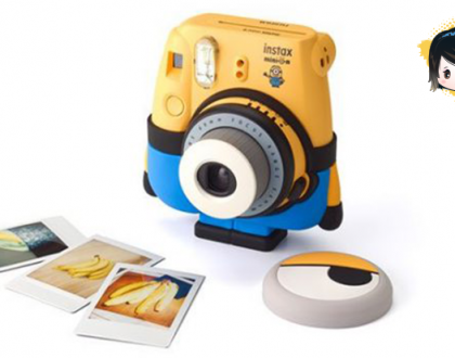 Essa câmera dos Minions é a fofurice que você PRECISA ter!
