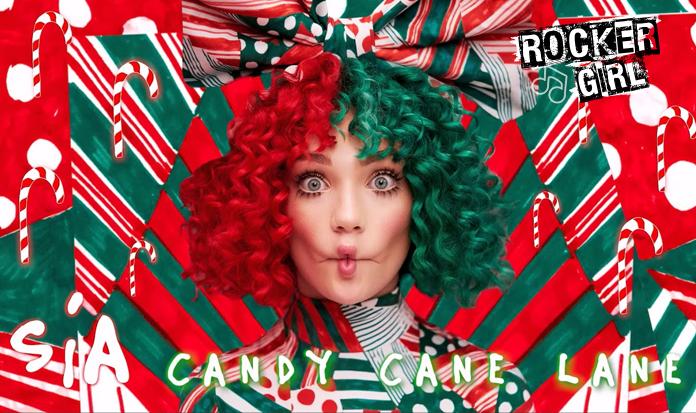 Sia lança clipe da canção natalina 'Candy Cane Lane' em animação