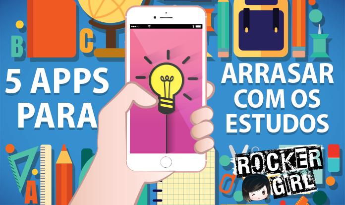 5 aplicativos para arrasar nos estudos em 2018