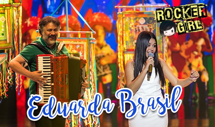 Eduarda Brasil vence o 'The Voice Kids' - da Paraíba para  o mundo