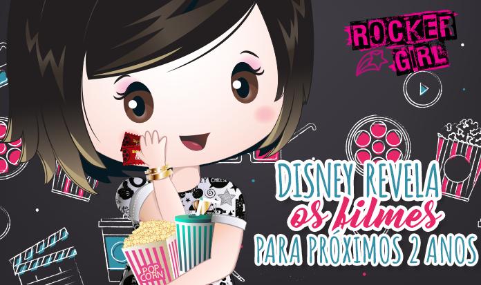Confira os 18 lançamentos da Disney até 2019