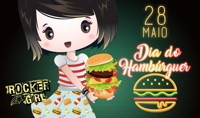 28 de maio - Dia do Hambúrguer