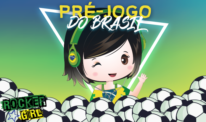 Playlist | Pré-jogo na Copa do Mundo